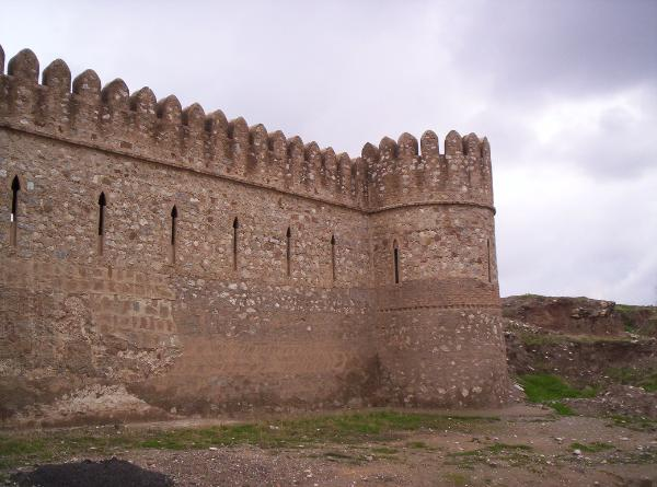 Citadel at the Assyrian city of Arrapkha know as Kirkuk